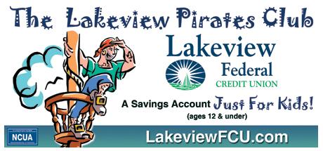Lakeview Pirates Club