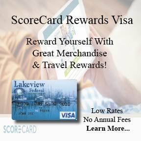 ScoreCard Rewards Visa