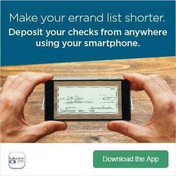 Mobile Deposit Download App