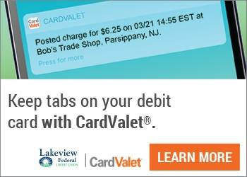 keep tabs on your debit card with CardValet