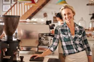 Commercial Loan - Cafe Owner