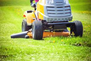 Equipement Loan - Lawnmower