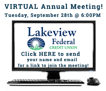 virtual annual meeting click here to email for details